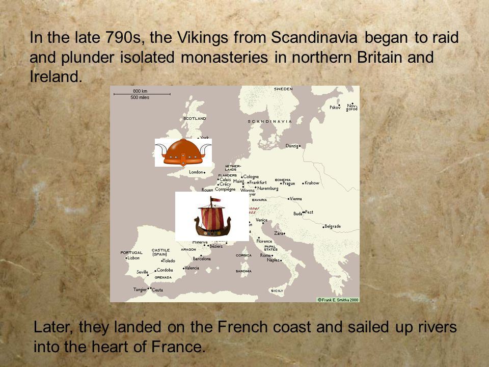 During the Germanic migrations of the 5th century, Angles and Saxons established kingdoms in Britain.