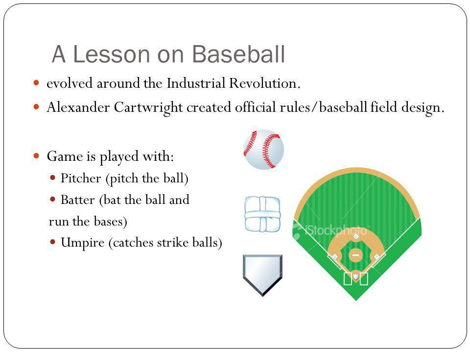 Physics in Baseball Physics change the way baseball is played.