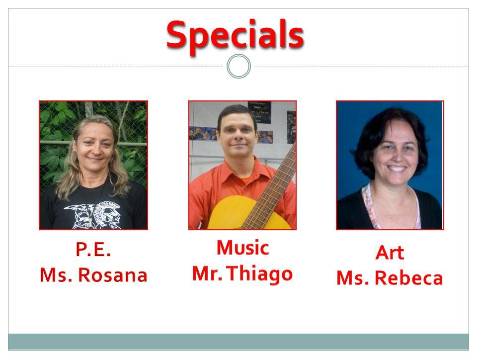 Art Ms. RebecaSpecialsSpecials