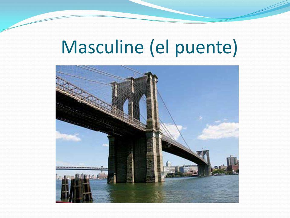 Masculine (el puente)