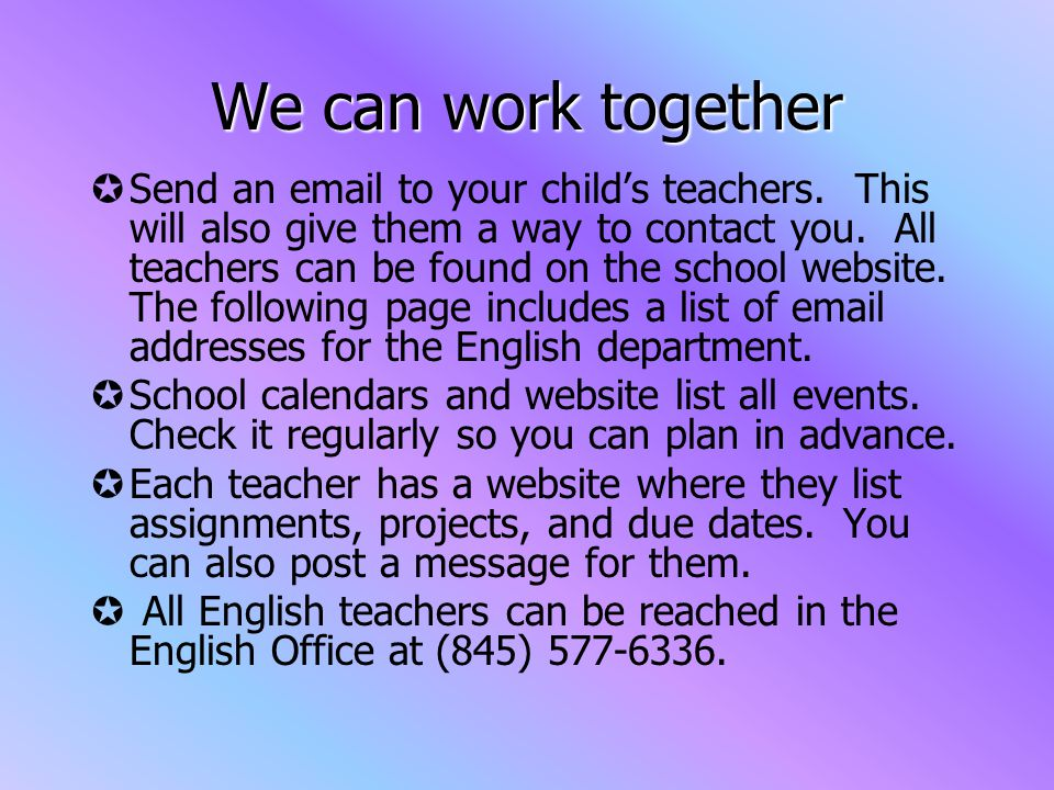 Our Mission  To assist children in becoming successful learners.