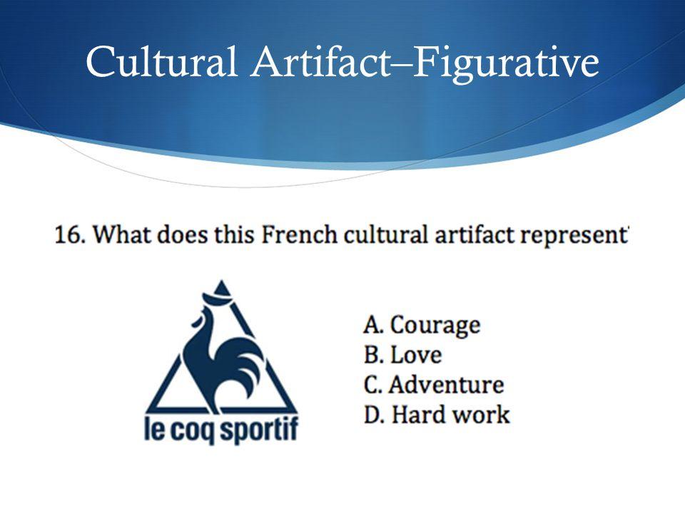 Cultural Artifact–Figurative