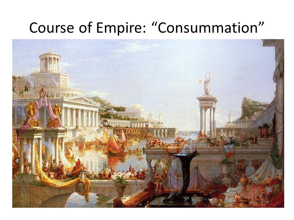 Course of Empire: Consummation