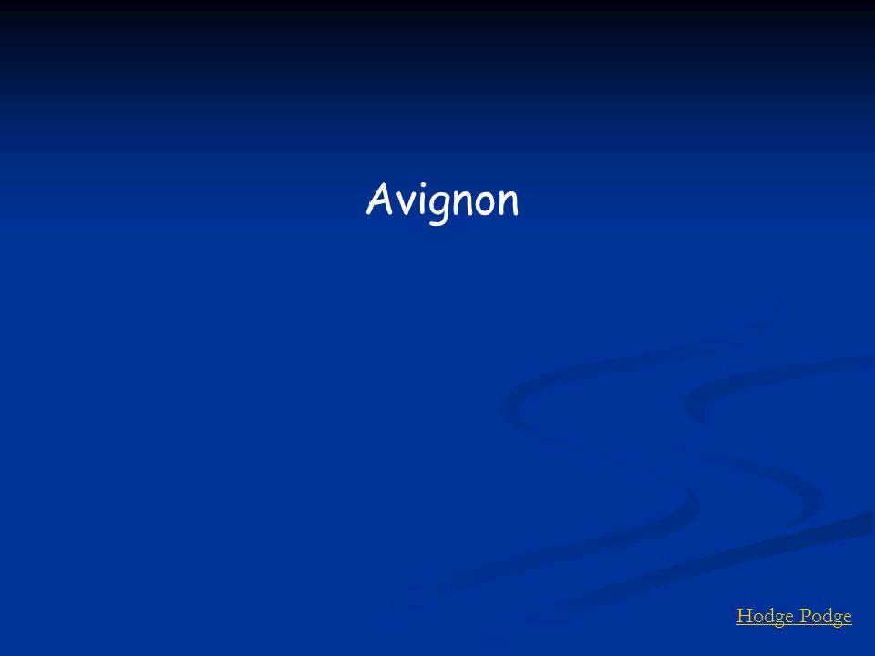 Hodge Podge Avignon