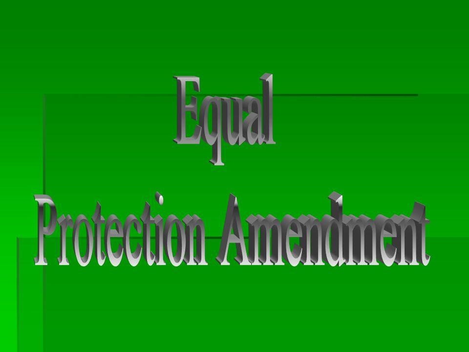14 th Amendment  1868  U.S.citizen is anyone born or naturalized in the U.S.