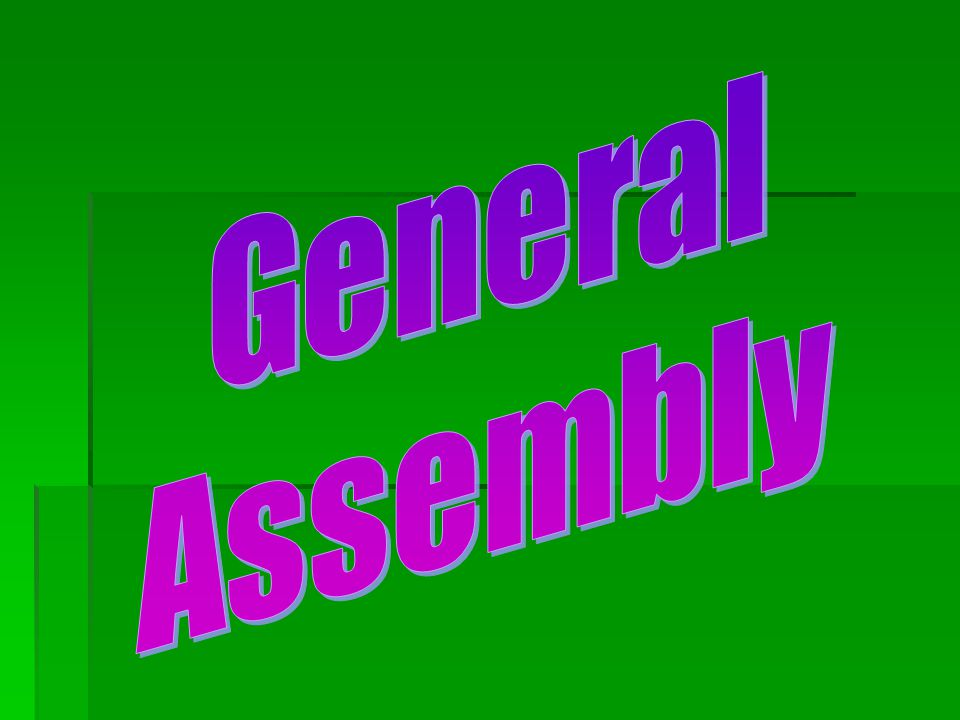General Assembly  North Carolina's State Legislature  Creates NC's local governments and decides what authority and responsibility they have