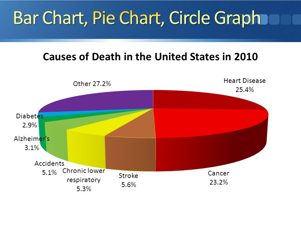 Causes of Death in the United States in 2010