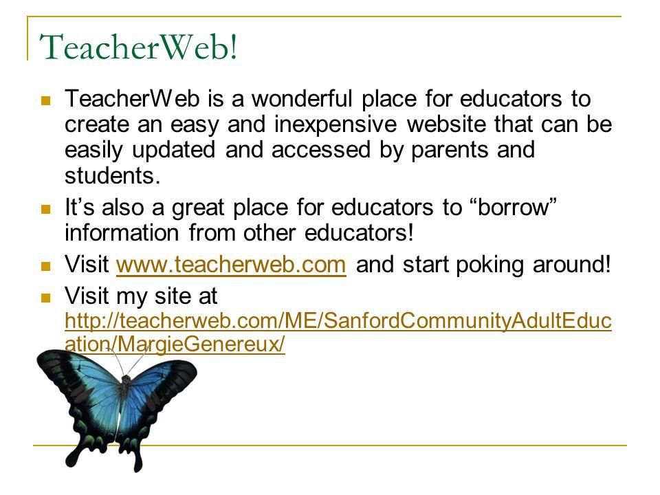 TeacherWeb.
