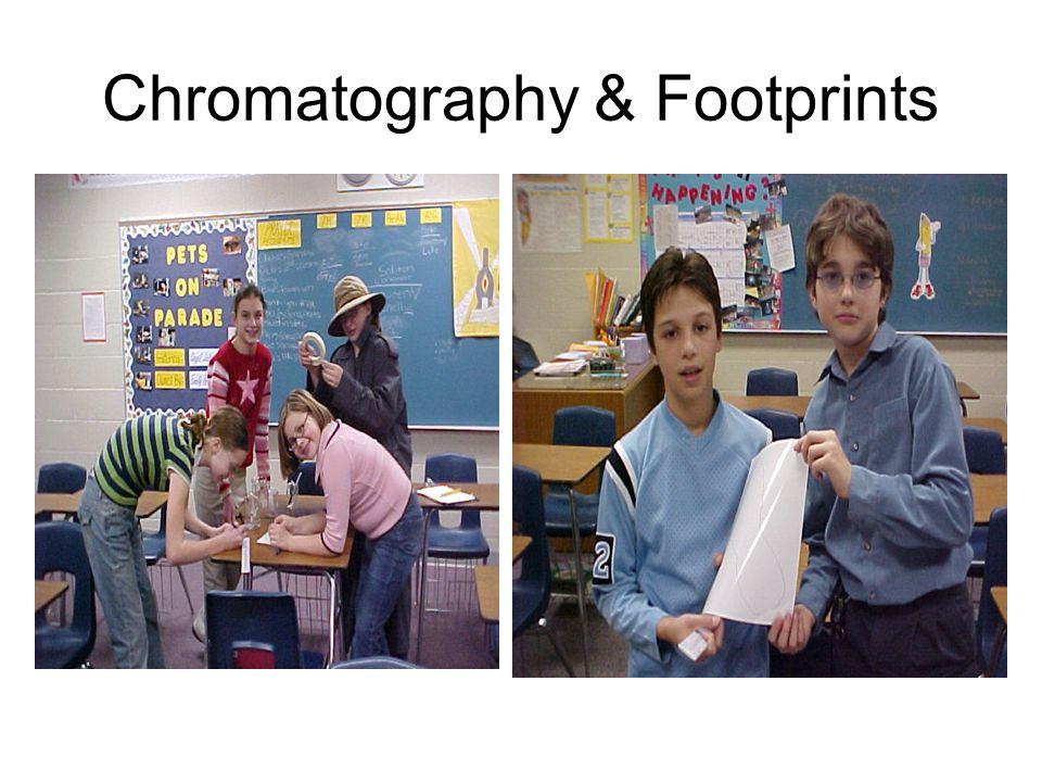Chromatography & Footprints