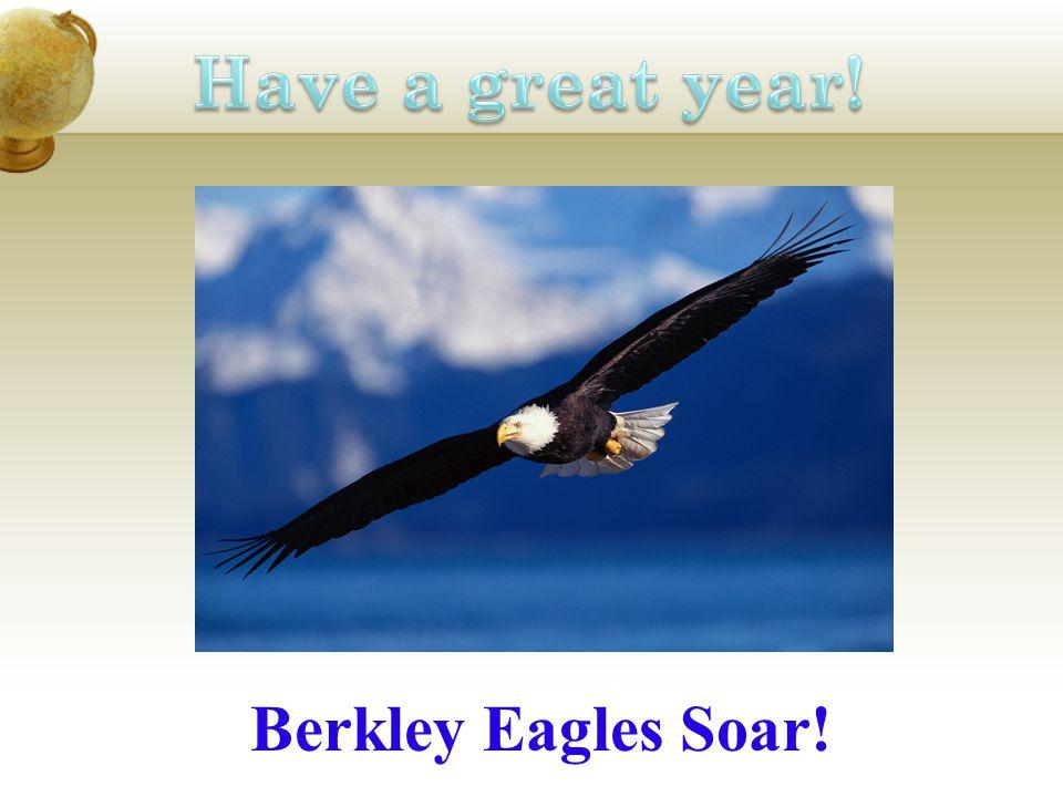 Berkley Eagles Soar!