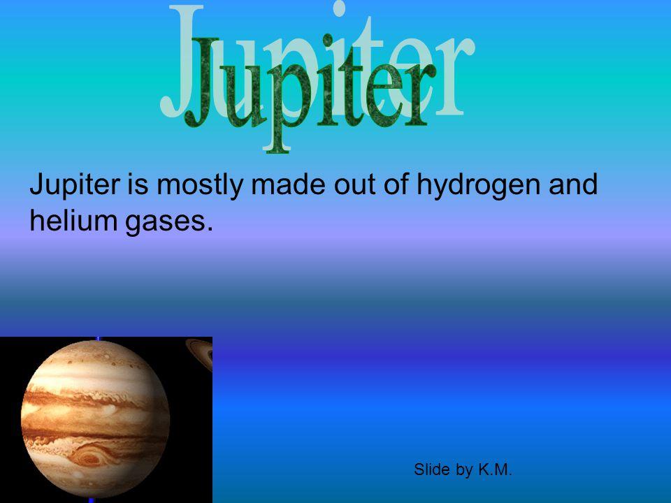 Uranus has rings made of black dust. Slide by O.S.
