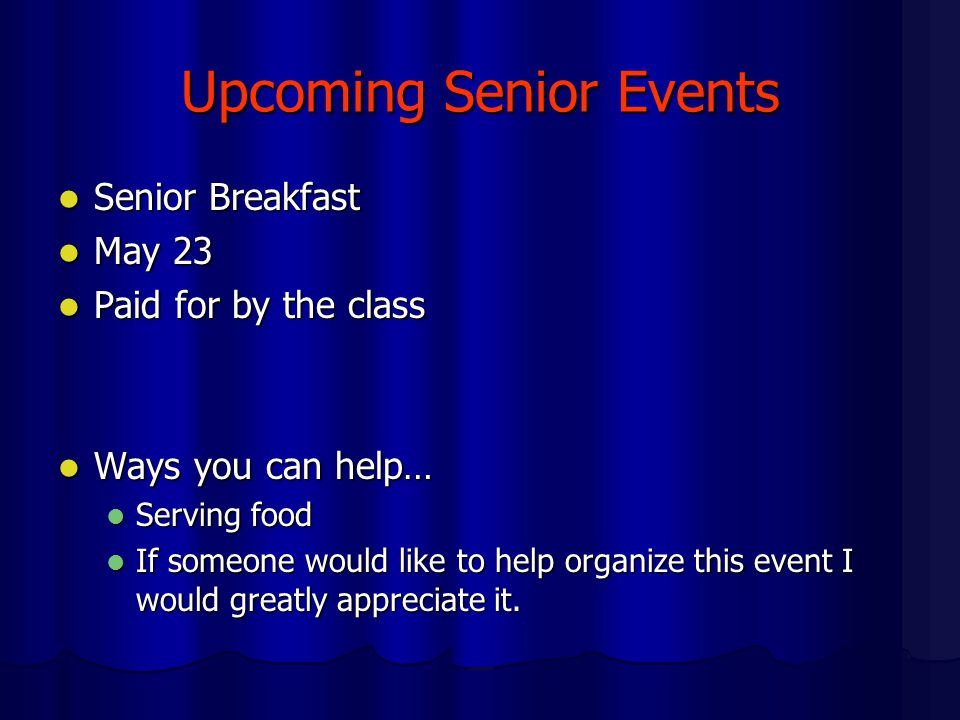 After Prom May 5, 12:00 – 4:00 am North Laurel Community Center 9411 Whiskey Bottom Road Laurel