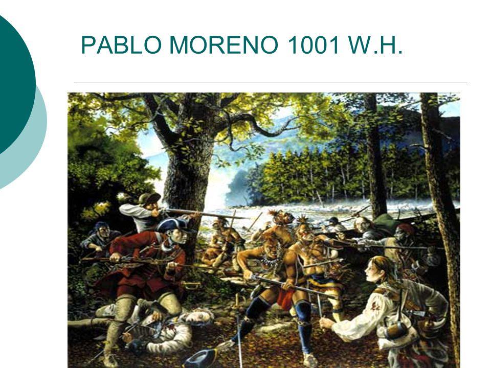 PABLO MORENO 1001 W.H.