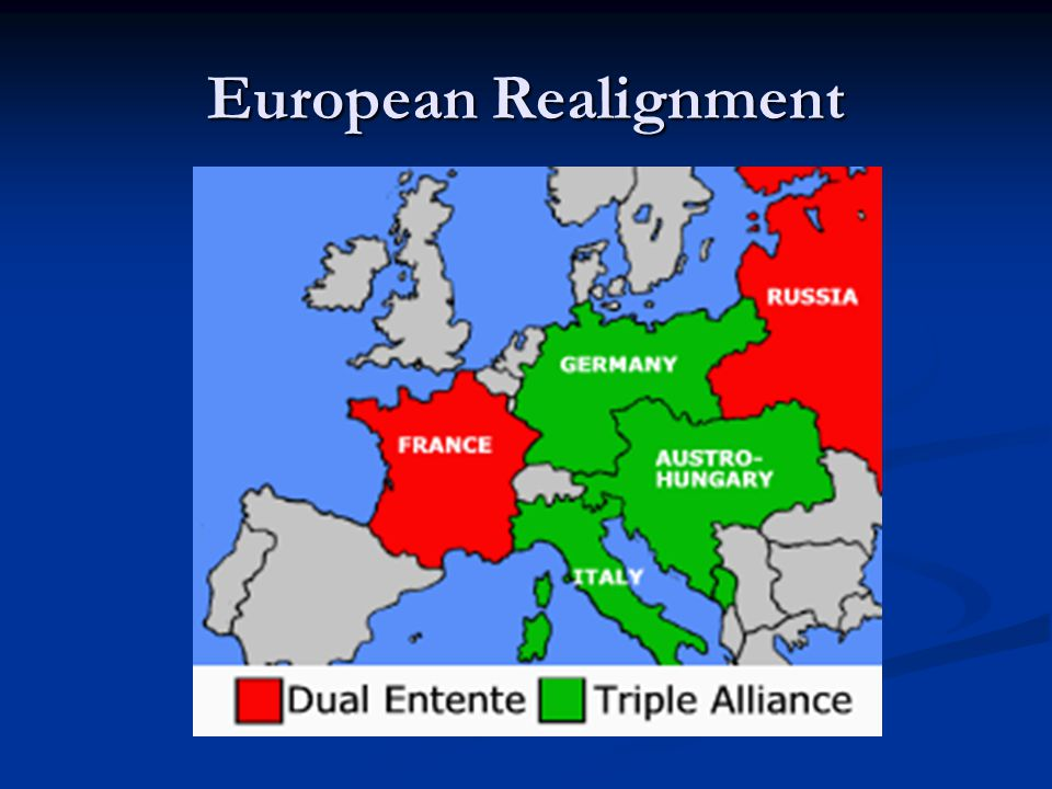 Some consequences for Germany France was no longer isolated in Europe France was no longer isolated in Europe Germany now faced two threats on two fronts.