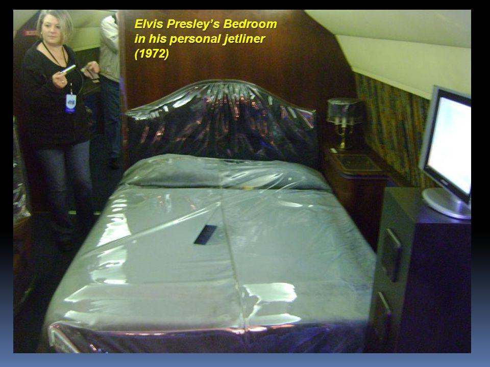 Music : Jim Reeves – Adios Amigo Dinning Room of Elvis' personal jetliner