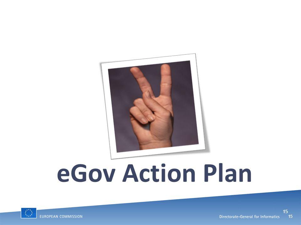 15 eGov Action Plan