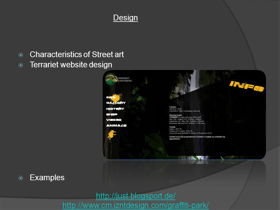 Conclusion We made this website easy to use with good intractive animation for our target group and we added all the stuff that would increase there interest and knowlege about this muesum and the species they have.