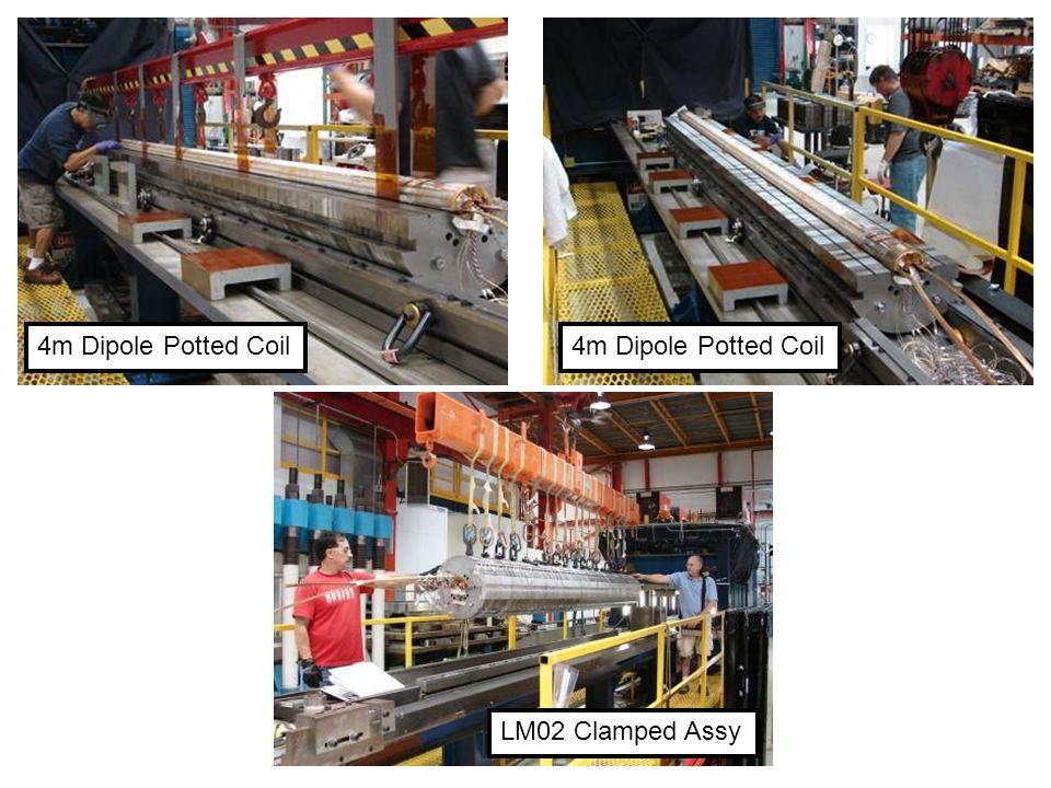 LQ & LM Status & Plan for FY08 – Fred Nobrega 9 LARP Collab.
