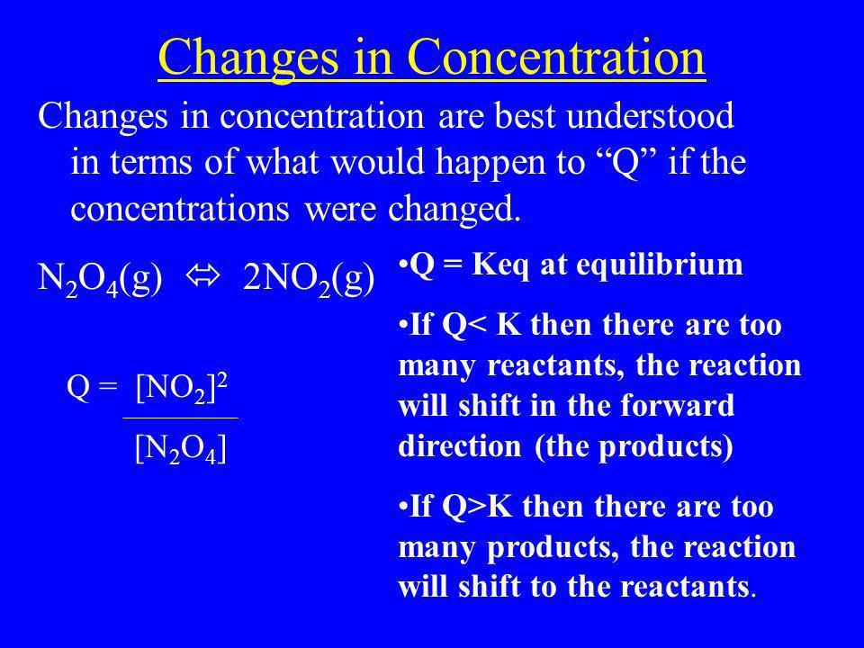 Given 2NaHCO 3 (s)  Na 2 CO 3 (s) + H 2 O (g) + CO 2 (g) What will happen when.......