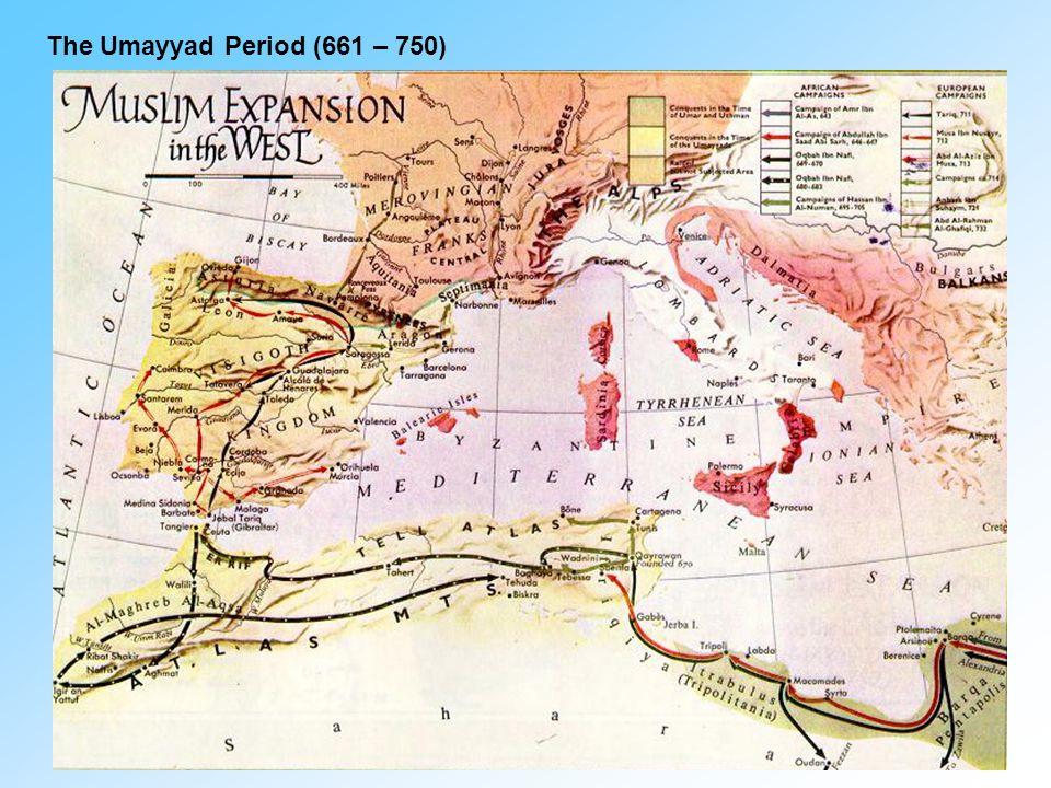 The Umayyad Period (661 – 750)