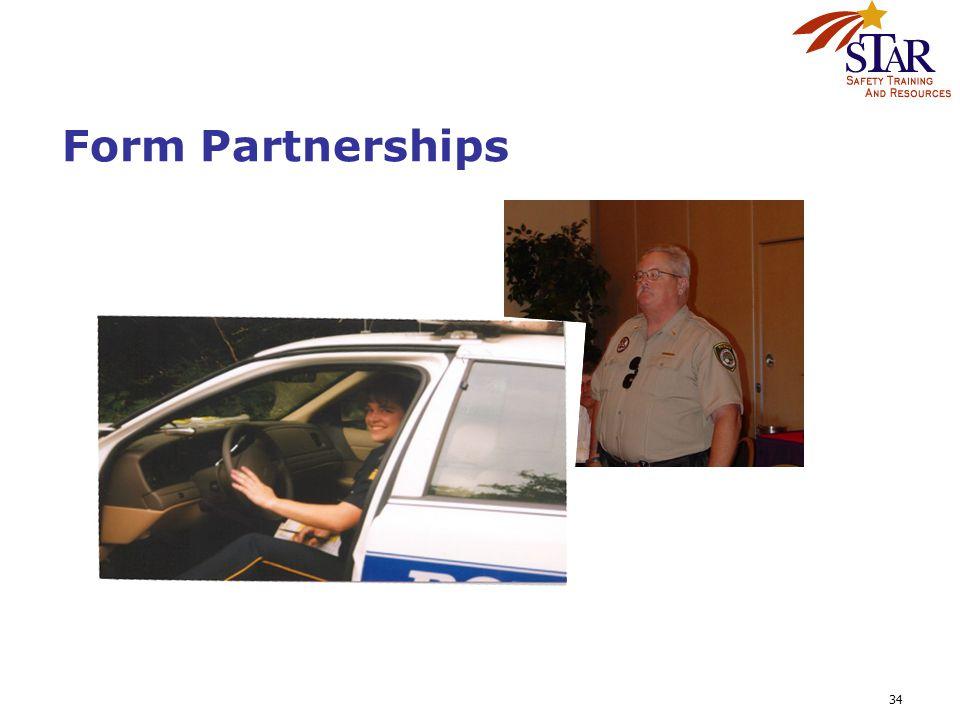 34 Form Partnerships
