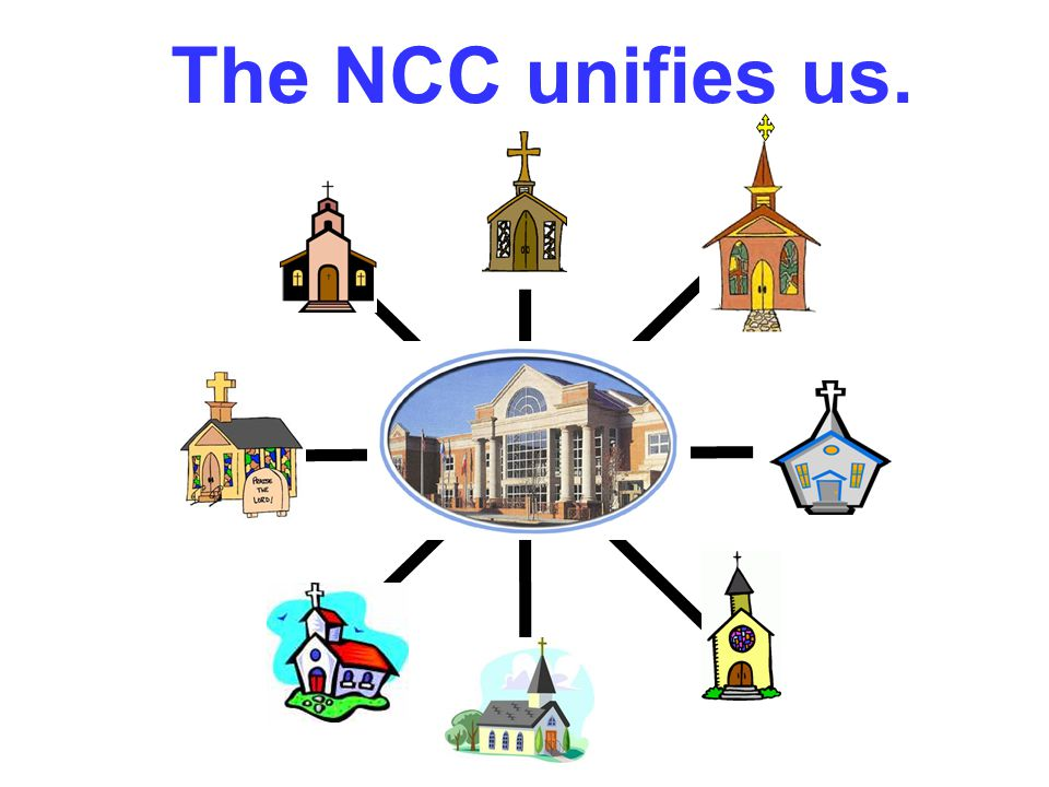 The NCC unifies us.