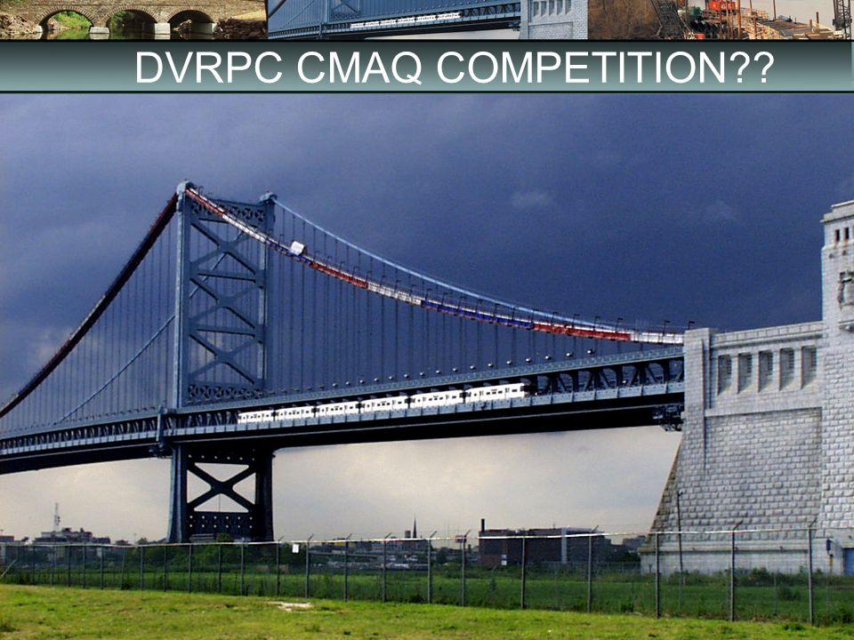 DVRPC CMAQ COMPETITION