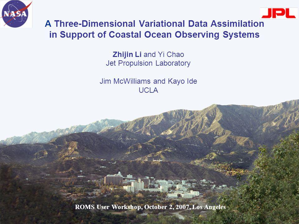 22 Southern California Coastal Ocean Observing System (SCCOOS) http://ourocean.jpl.nasa.gov/SCB Southern California Bight US WEST COAST