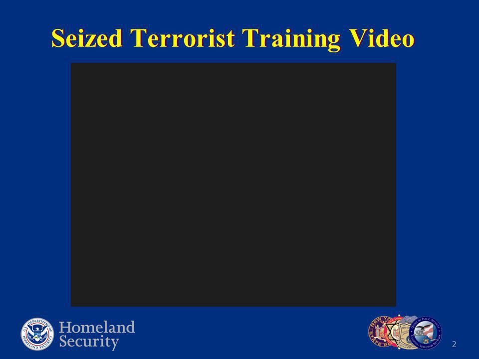 2 Seized Terrorist Training Video
