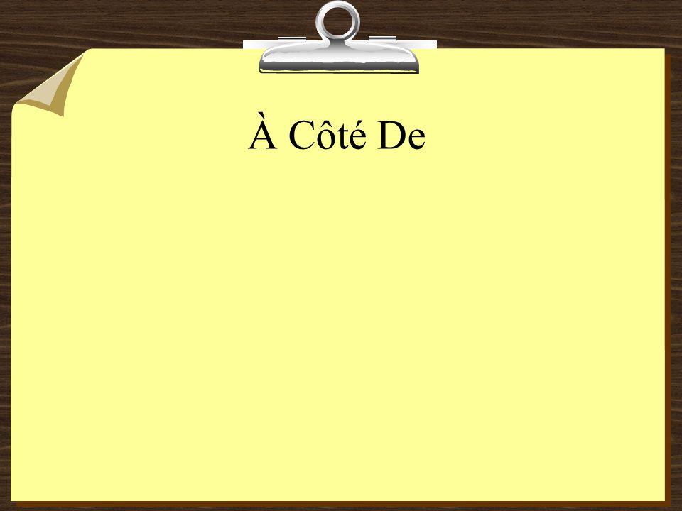 À Côté De