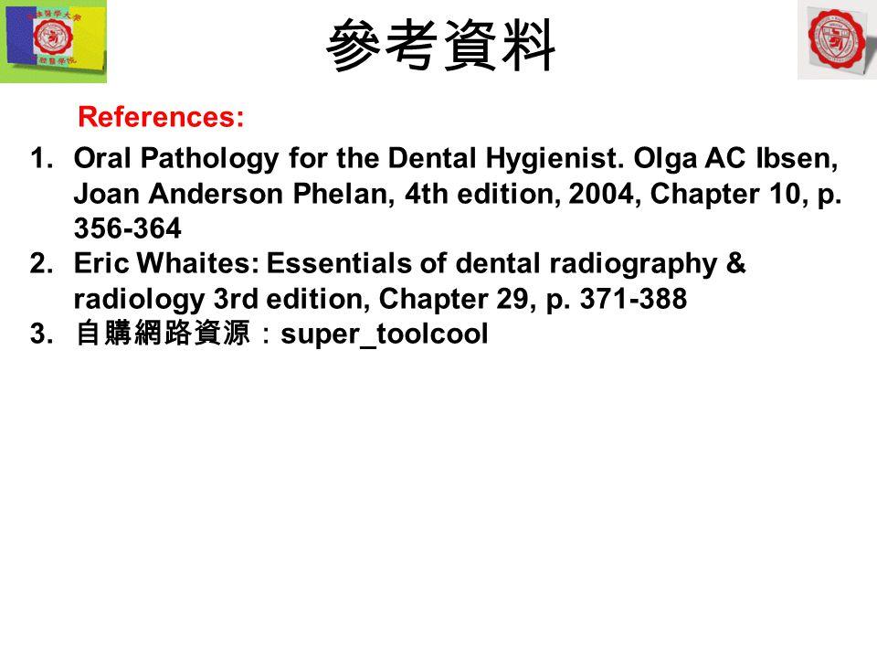 Diseases Affecting the Temporomandibular Joint Ref. 1