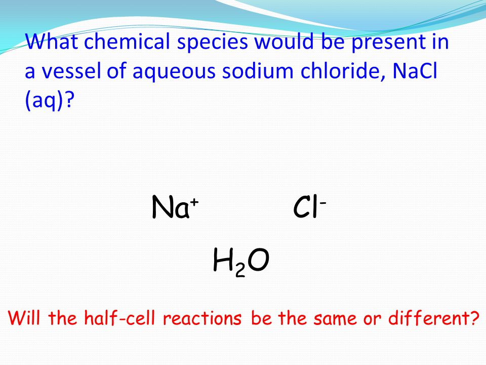 19.3 E 0 is for the reaction as written The more positive E 0 the greater the tendency for the substance to be reduced The half-cell reactions are reversible The sign of E 0 changes when the reaction is reversed Changing the stoichiometric coefficients of a half-cell reaction does not change the value of E 0