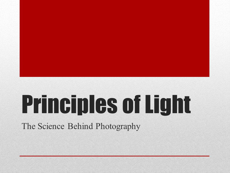 5. Light travels in a straight path. Light travels in wavelengths.