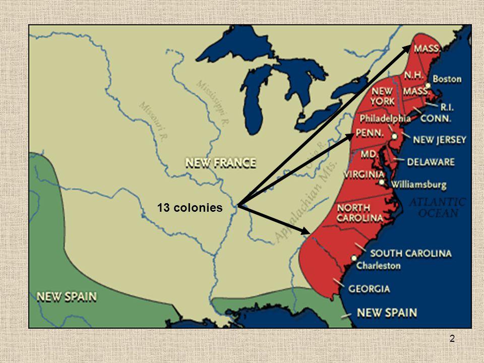 2 13 colonies
