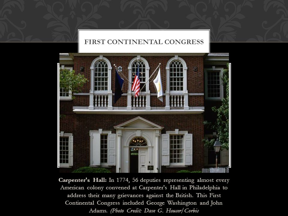Here at Independence Hall In Philadelphia, the Second Continental Congress still had hopes of a peaceful resolution.