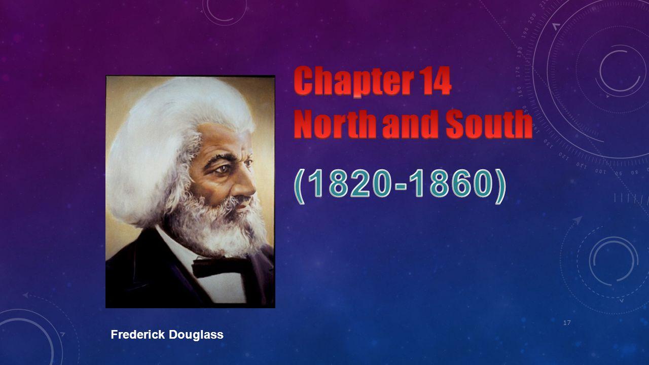 17 Frederick Douglass