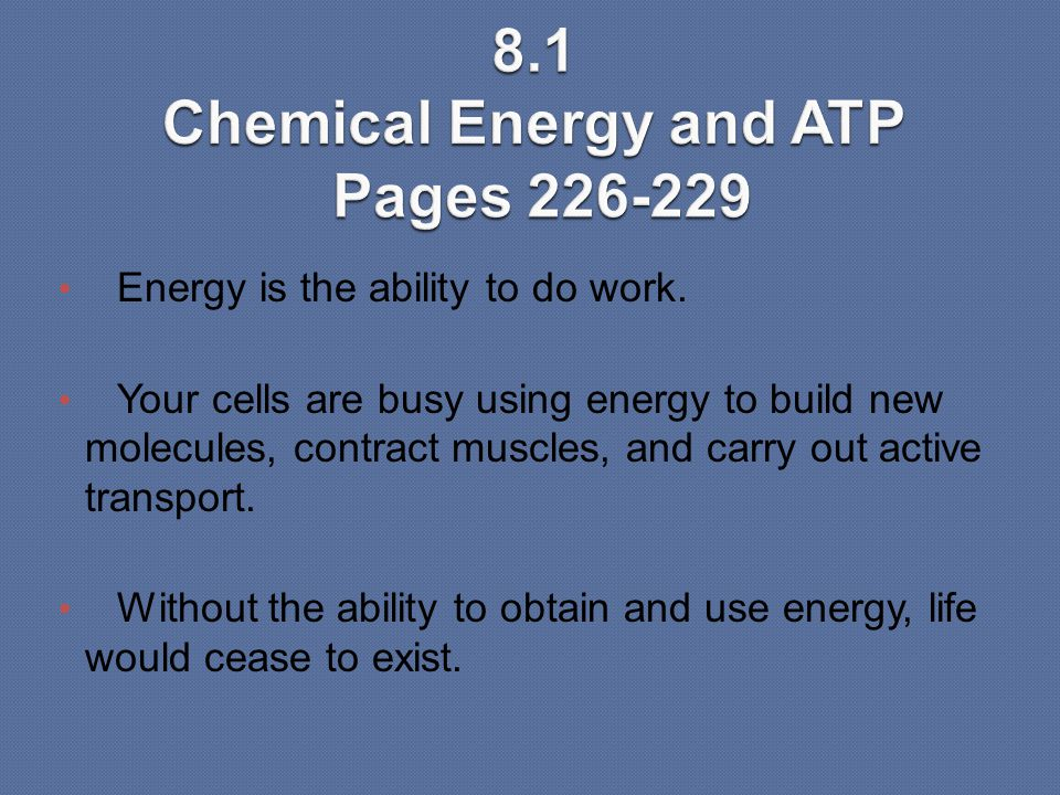 The light-dependent reactions use energy from sunlight to produce ATP and NADPH.