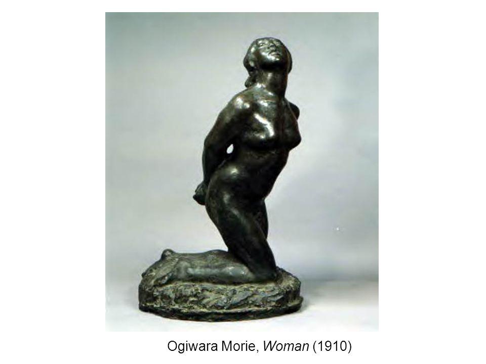 Ogiwara Morie, Woman (1910)