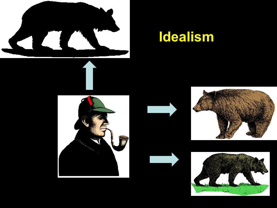 "Idealism ""Bear"