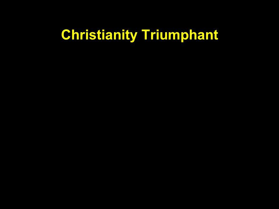Christianity Triumphant