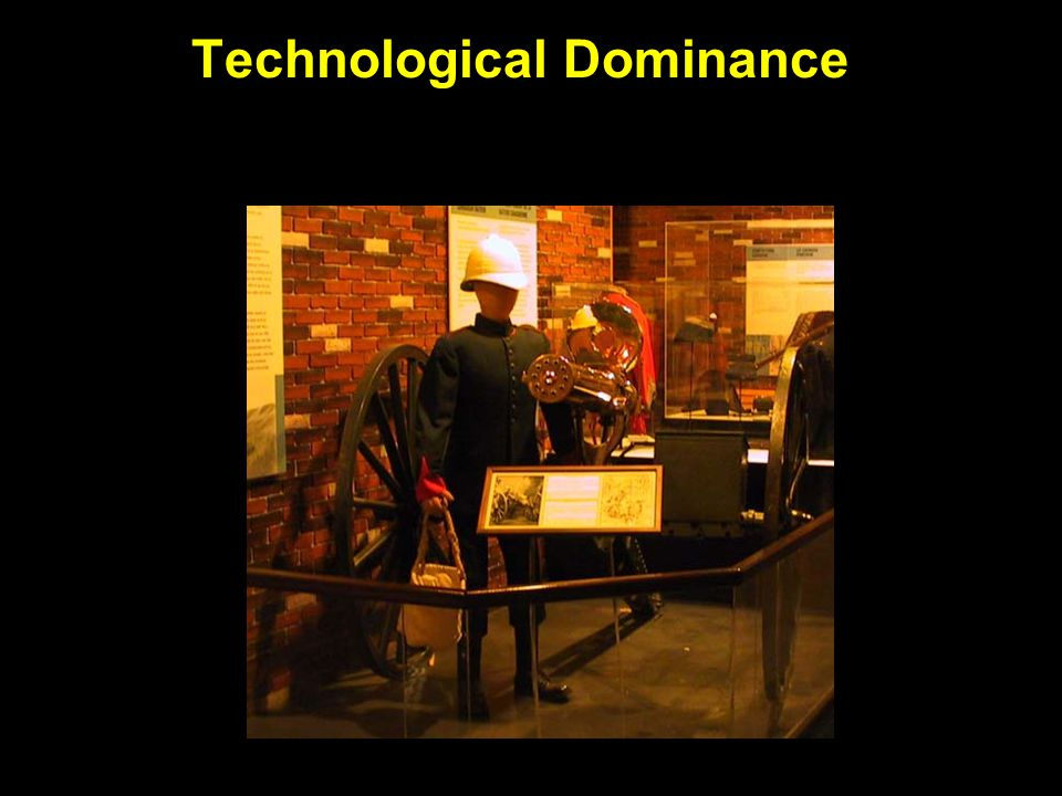 Technological Dominance