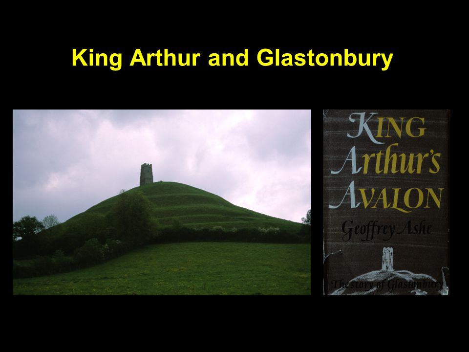 King Arthur and Glastonbury
