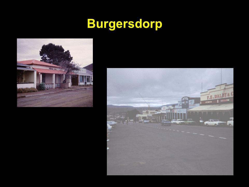 Burgersdorp