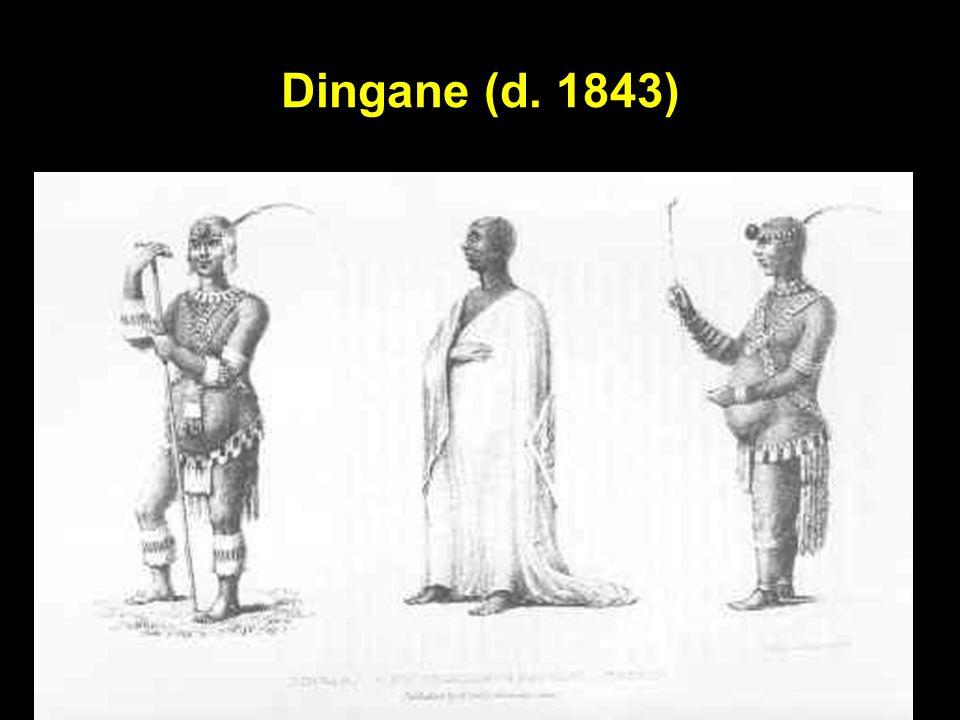 Dingane (d. 1843)