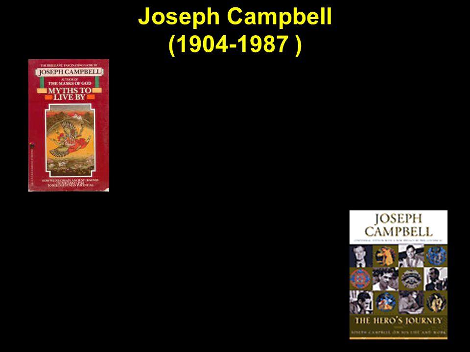 Joseph Campbell (1904-1987 )