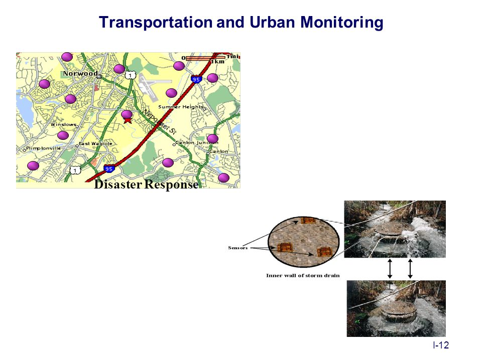 I-12 Transportation and Urban Monitoring Disaster Response
