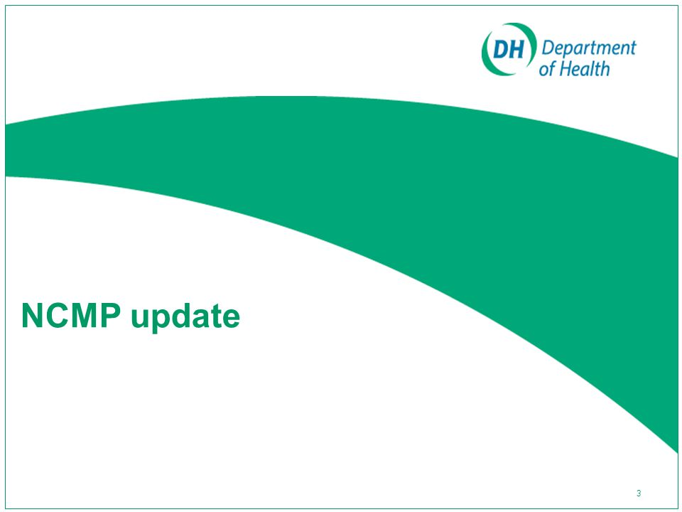 The National Child Measurement Programme 4 Overview Looking back over past year of NCMP 2012/13 school year –Transition from PCTs to local authorities –Data upload –Supporting transition 2013/14 and beyond