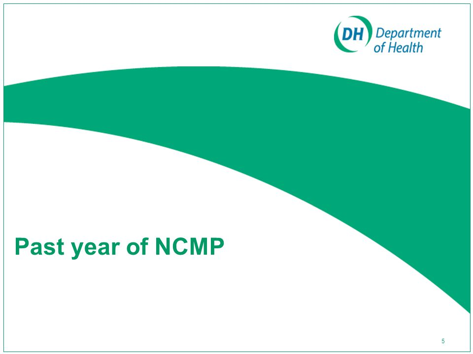 The National Child Measurement Programme 6 Data upload 2011/12 Deadline for upload was 17 th August 2012 All PCTs have now uploaded – Thank you.