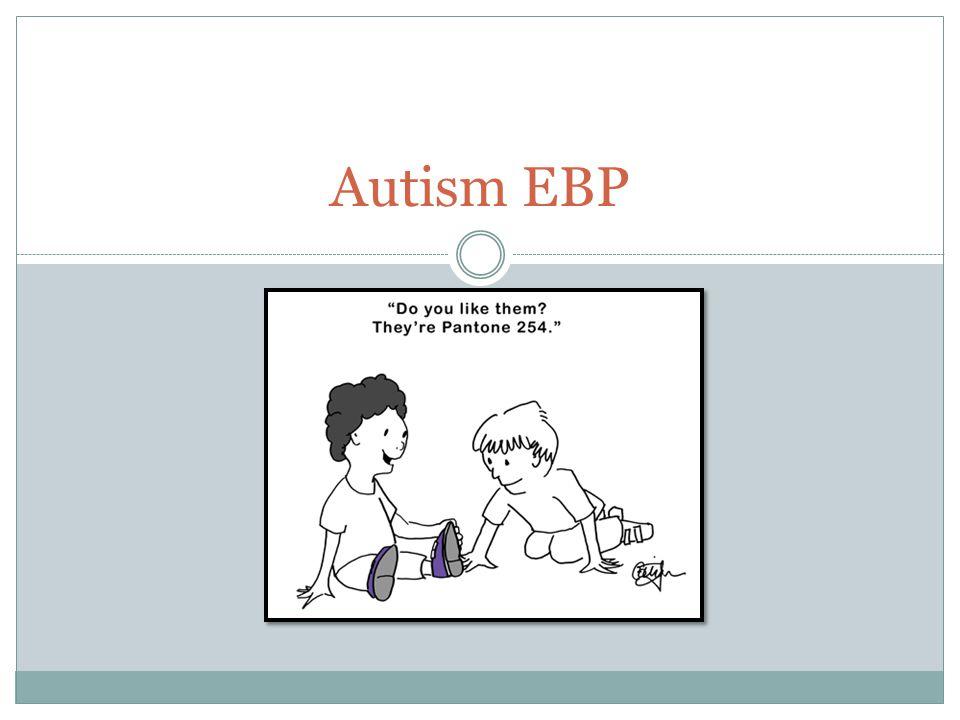 Autism EBP