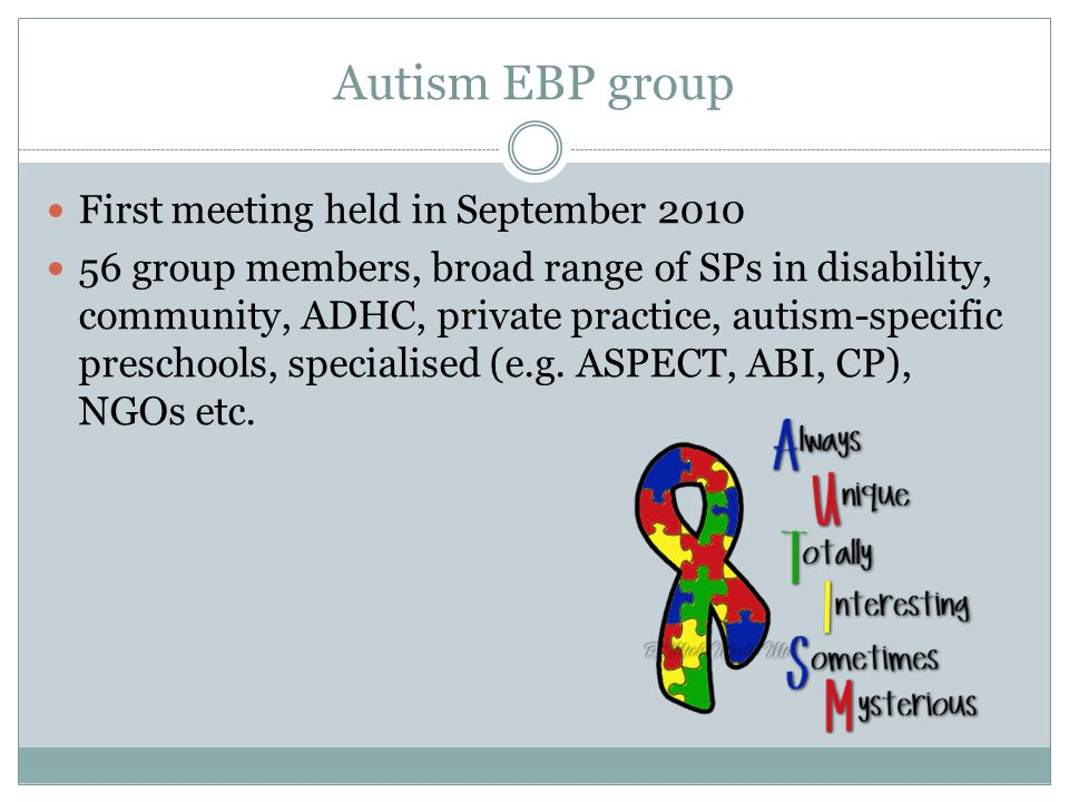 Video Modeling Bottom Line Some evidence exists to support the use of videomodeling to improve social communication skills in autism (Smita Shukla-Mehta et al 2010, Bellini & Akullan 2007).